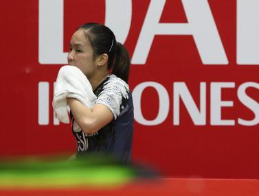 Dua Tunggal Putri Indonesia Tersingkir dari Indonesia Masters 2020