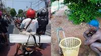 5 Kelakuan Sia-sia Bapak-Bapak Ini Sukses Bikin Geregetan (sumber: instagram.com/receh.id & instagram.com/awreceh)