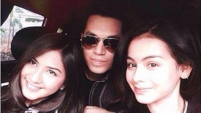 Kevin Julio Foto Dengan 2 Pacar Jessica Mila Sahila Hisyam Showbiz Liputan6 Com