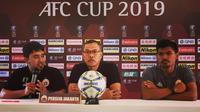 Persija Jakarta sudah menyiapkan strategi yang akan menyulitkan permainan Ceres Negros. (dok. Persija Jakarta)