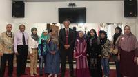 Dubes RI untuk Kerajaan Yordania merangkap Palestina, Andy Rachmianto menyampaikan bahwa pemulangan ini juga sebagai wujud nyata kehadiran negara dalam memberikan pelayanan kepada pekerja migran.