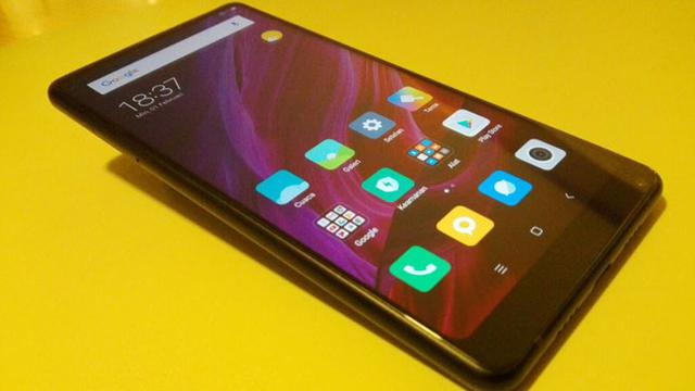 Review Xiaomi Mi Mix 2 Desain Lebih Oke Kamera Belum Sempurna