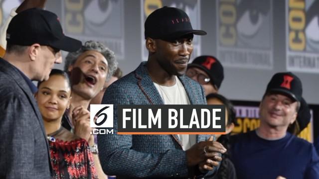 Mahershala Ali resmi diumumkan Marvel bakal menjadi pemeran tokoh Blade. Ternyata proses casting Ali menjadi Blade tidak serumit yang dibayangkan.