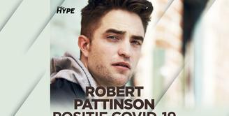 Robert Pattinson Positif Covid-19, Syuting Film The Batman Kembali Dihentikan