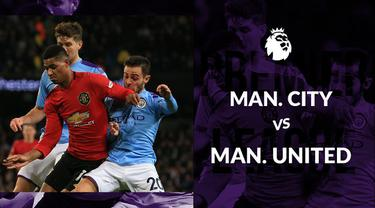 Berita video statistik Manchester city vs Manchester United pada lanjutan Premier league 2019-2020 pekan ke-16. The Red Devils bungkam City 2-1 di Etihad Stadium, Santu (7/12/2019).