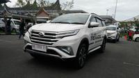 Menjajal Daihatsu Terios di Padang (Arief/Liputan6.com)