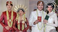 Editan Foto 6 Pasang Artis Korea Jika Menikah di Indonesia Ini Kocak (sumber: Instagram/opicdesigns)