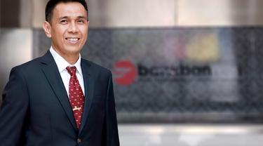 Direktur Utama Bank Banten, Agus Syabarrudin