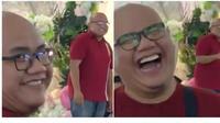 Kocak, Pria Ini Tak Sengaja Bertemu dengan 'Kembarannya' di Pesta Pernikahan 9Sumber; World of Buzz)