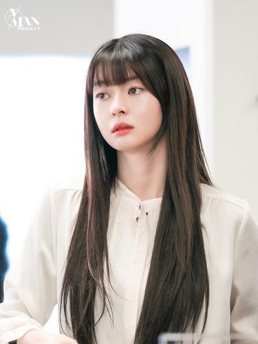 Model Rambut Ala Korea Yang Membuat Penampilanmu Lebih Cantik Dan Awet Muda Beauty Fimela Com