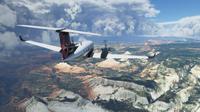 Microsoft Flight Simulator. Kredit: Microsoft