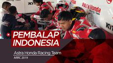 Berita video vlog jurnalis Bola.com, Ario Yosia yang berkesempatan menyaksikan langsung aksi pembalap muda Indonesia yang bermain di ARRC 2019 Adelaide.