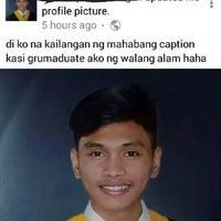 Seorang cowok yang mengunggah foto kelulusannya ke media sosial mendapat serangan warganet gara-gara.. (Sumber Foto: viral4real)
