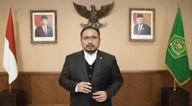 Menteri Agama (Menag) Yaqut Cholil Qoumas