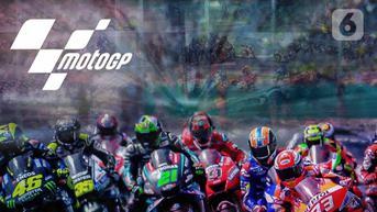 Jadwal MotoGP Emilia Romagna: Perpisahan Valentino Rossi, Kans Fabio Quartararo Rebut Gelar