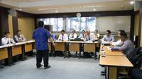 Diklat Penyegaran Audit Sistem Manajemen Keselamatan Pertambangan (SMKP) Mineral dan Batubara di Bandung, 12-14 November 2019.