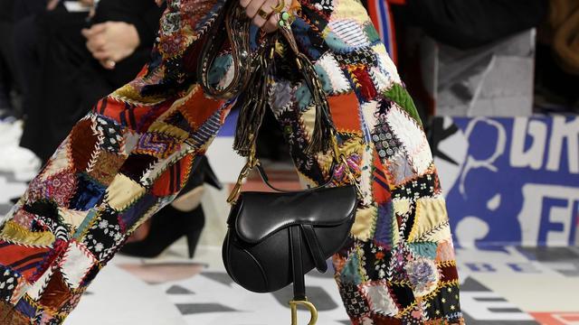 Hot Trend  Saddle Bag Christian Dior 4fc58a428c