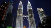 Petronas Twin Tower (liputan6)