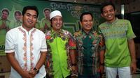 Grup band Wali. (Deki Prayoga/Bintang.com)