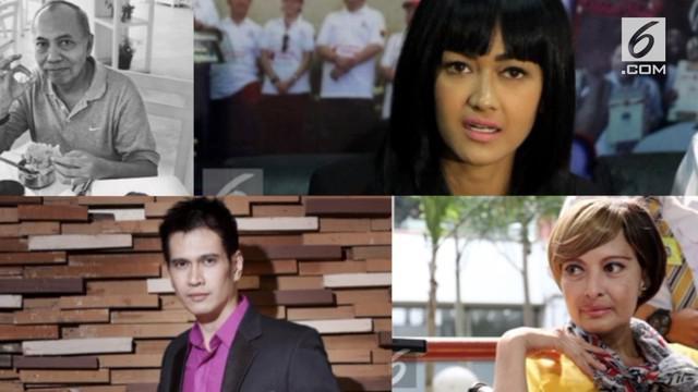 Sejumlah selebritas Indonesia meninggal di tahun 2017, mulai dari Oon Project Pop hingga Bondan Winarno.