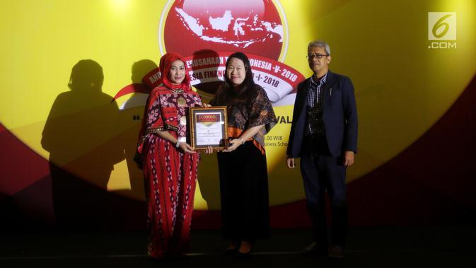 EMTK SCMA Emtek dan SCMA Raih Penghargaan Perusahaan Media Terbaik - Bisnis Liputan6.com