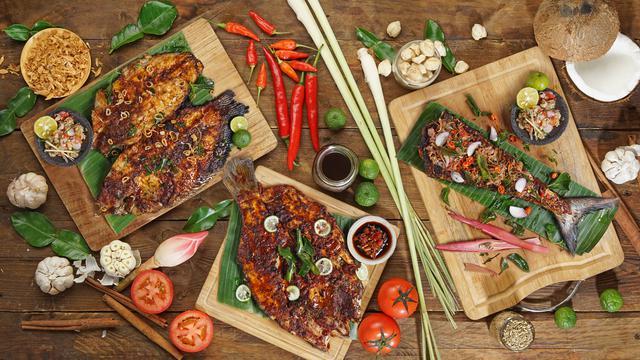 5 Resep Masakan Ikan Laut Dan Air Tawar Enak Dan Sehat Lifestyle Liputan6 Com