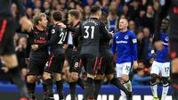 Everton Vs Arsenal (Peter Byrne/PA via AP)