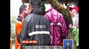 Para korban kemudian dibawa ke Rumah Sakit Umum Daerah Muntilan, Kabupaten Magelang.