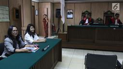 Kuasa Hukum Basuki Tjahaja Purnama atau Ahok, Fifi Lety Indra menghadiri lanjutan sidang gugatan cerai di PN Jakarta Utara, Rabu (7/3). Pada sidang cerai beragenda pemeriksaan saksi ini pihak Ahok menghadirkan dua saksi. (Liputan6.com/Arya Manggala)