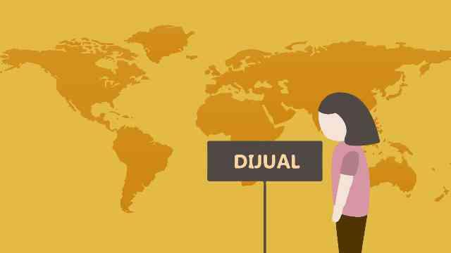 Kisah Miris Entin, Korban Perdagangan Orang di Malaysia