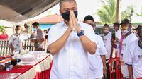 Politikus Nasdem Ahmad M Ali dukung Rusdy Mastura di Pilkada Sulteng. (istimewa)
