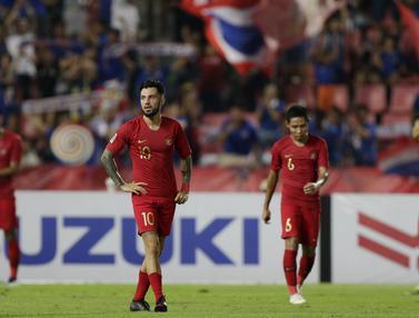 Thailand Vs Timnas Indonesia