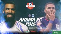 Shopee Liga 1 - Arema FC Vs PSIS Semarang - Head to Head (Bola.com/Adreanus Titus)