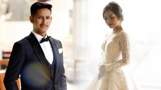 Kabar bahagia datang dari Tasya Kamila dan Randi Bachtiar yang baru saja melangsungkan prosesi akad nikah pada, Minggu (5/8/2018).
