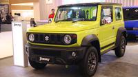 Suzuki Jimny berhasil berkiprah di pasar otomotif Nasional lebih dari 40 tahun