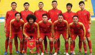 Pelatih Timnas Indonesia U-18, Fakhri Husaini, menilai ada 2 hal yang perlu diperbaiki dari penampilan anak asuhnya. (dok. PSSI)