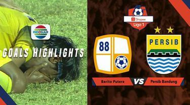 Berita video momen gol dramatis Barito Putera yang dicetak Ady Setiawan saat menghadapi Persib Bandung dalam lanjutan Shopee Liga 1 2019, Minggu (4/8/2019).