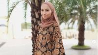 Cerita Wanita Malaysia. Wami Ardy yang Sempat Terkucilkan Karena Terlahir Tanpa Rahim. (dok.Instagram @wani.ardy/https://www.instagram.com/p/B9demZGJIfE/Henry)
