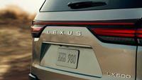 SUV mewah Lexus LX 600 siap meluncur pertengah Oktober 2021