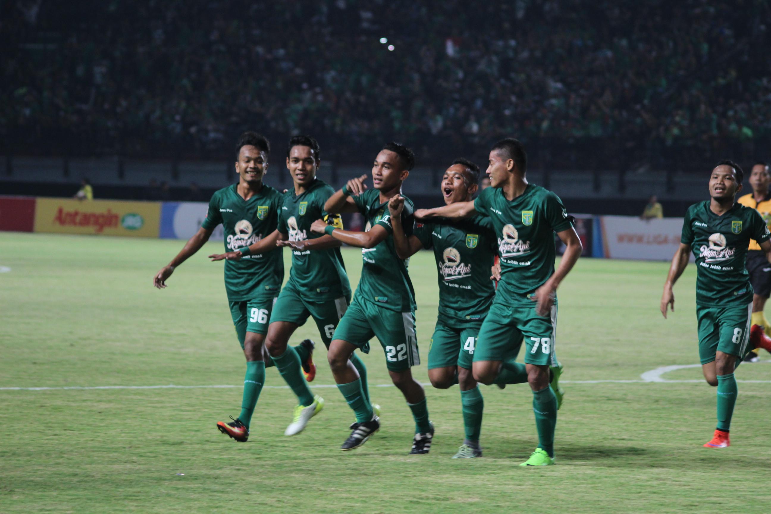 Persebaya Surabaya (Liputan6.com / Dimas Angga P)