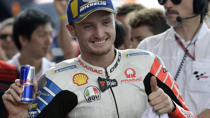 Jack Miller Beber Kunci Bisa Podium di MotoGP Austin - Bola Liputan6.com