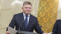 Perdana Menteri Slovakia Robert Fico (Martin Baumann/TASR via AP)