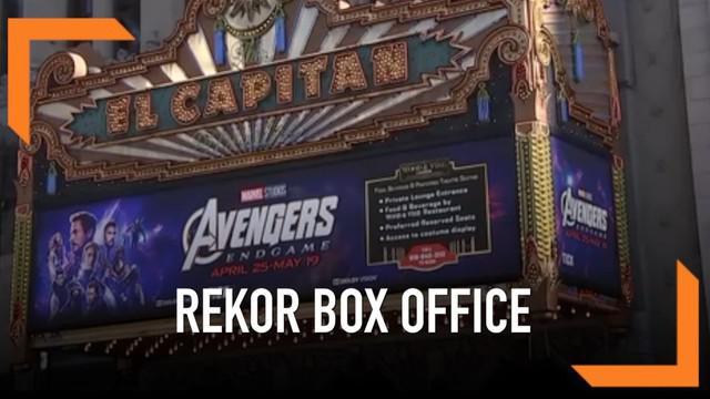 Film 'Avengers : Endgame' membuat banyak rekor di box office setelah penayangan perdana. Film ini juga memecahkan rekor pada akhir pekan.