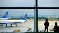 Bandara Internasional Baiyun Guangzhou  (ilustrasi/unsplash)
