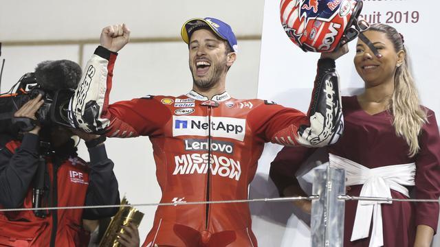 Andrea Dovizioso - MotoGP Qatar