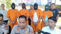 Pelaku pengeroyokan hingga tewas di Legian Bali