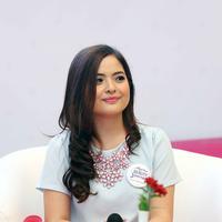 Dua minggu lagi, Tasya Kamila meninggalkan Tanah Air. Ia juga tengah mempersiapkan mental hidup Sendiri. Meski saat keluarga mengaku manja. (Nurwahyunan/Bintang.com)