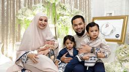Shireen belum bisa menjalankan ibadah puasa pada Ramadan tahun ini lantaran selesai masa nifas, mendapatkan 'tamu' rutin perempuan yang datang setiap bulan. (Instagram/shireensungkar)