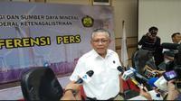 Direktur Jenderal Ketenagalistrikan Kementerian ESDM, Andy Noorsaman Sommen (Foto: Merdeka.com/Dwi Aditya Putra)
