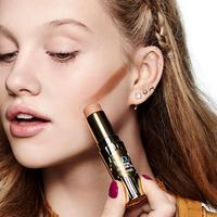 Lipstik sebagai contour. (feelunique.com)